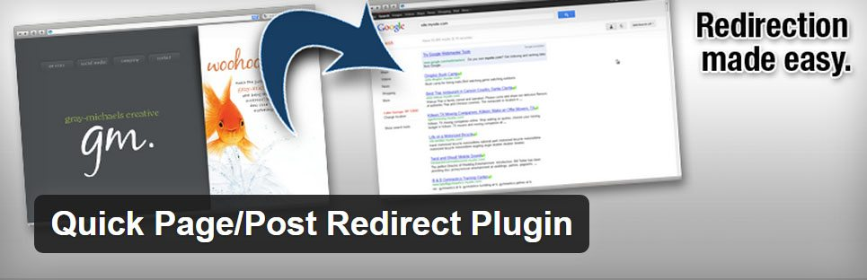 wp-plugins_0007_Quick Page_Post Redirect Plugin